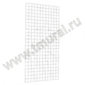 00000099 300x300 - Стойка для решетки напольная, белая
