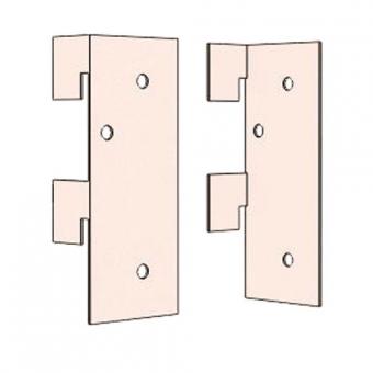 00002551 - Зацеп для эк/панели (белый)