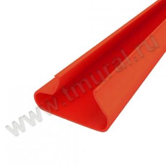 00005830 - Вставка для э/панели пластиковая (красная)