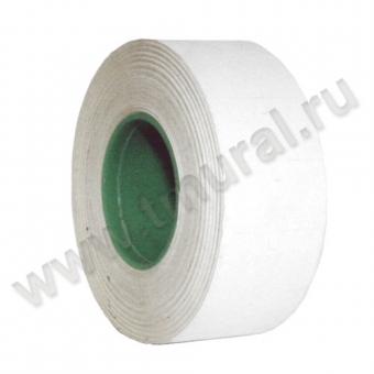 00006713 - 21,5х12 этикет-лента белая прямая
