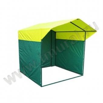 00009666 - Палатка торговая 1,9*1,9 облегченная