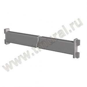 00009879 300x300 - BASIS40 Опора двухсторонняя 40х20х640 мм хром