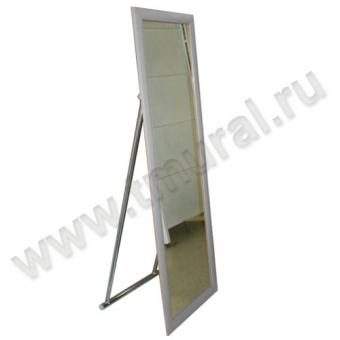 00010002 - Зеркало напольное ТМ 1590*570 мм в раме МДФ титан