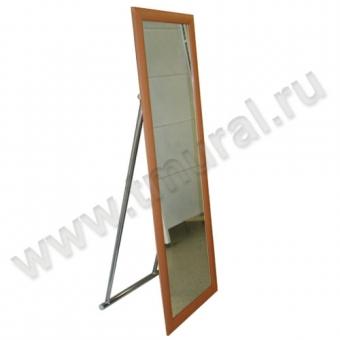 00010003 - Зеркало напольное ТМ 1590*570 мм в раме МДФ вишня