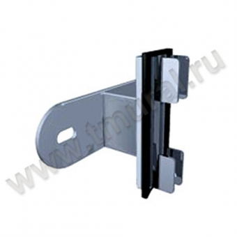 00010212 - ТР15 Крепеж к стене фиксированный 50мм, хром