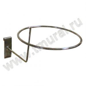 00010247 300x300 - G 112 Кронштейн на решетку с крюками (хром)