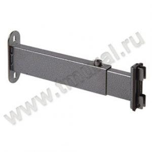 00010458 300x300 - BASIS40 Опора двухсторонняя 40х20х640 мм хром