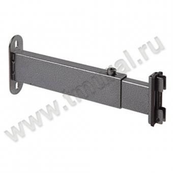 00010458 - ТР14 Крепеж к стене регулируемый 210-315мм, хром