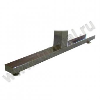 00010552 - ТР9 Опора двухсторонняя L640 мм хром