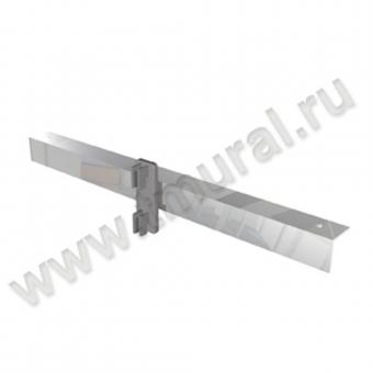00010577 - ТР41 Полкодержатель внутренний 300мм, хром