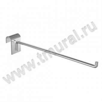 00010862 - ТР52-100 Крючок на планку 100 мм, хром