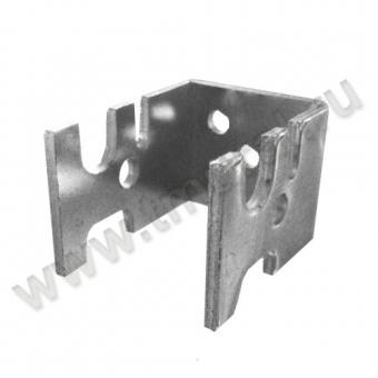00011203 - MS-19/R66 (Польша) Кронштейн для настенной решетки