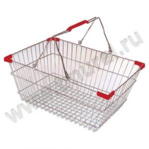 00011250 300x300 - Тележка покупательская 100л с сиденьем