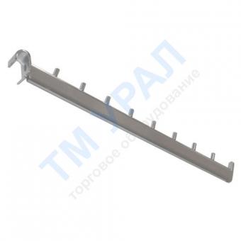 00013129 - TYPE 32 (U5019) Кронштейн наклонный 9 штырьков, 420 мм