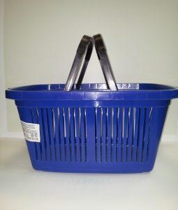 20131114 115107 255x300 - Корзина покупат.плстик (20 л,, 2 ручки) синий А