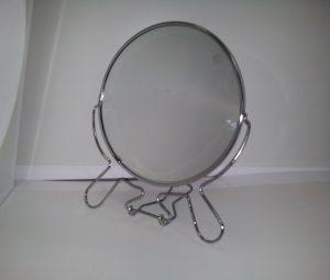 20131120 095518 300x255 - СО 513 Зеркало напольное 39,5W*41D*157H, рама-серебро, на колесах