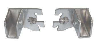 301 md 658 - 301 МD6 H1 Держатель прямоугольной трубы левый
