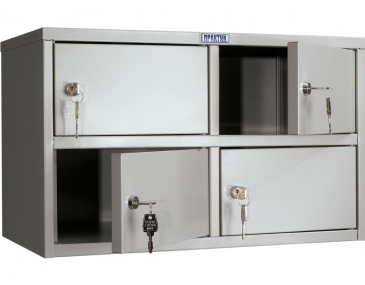 AMB-30/4 Индивидуальный шкаф кассира