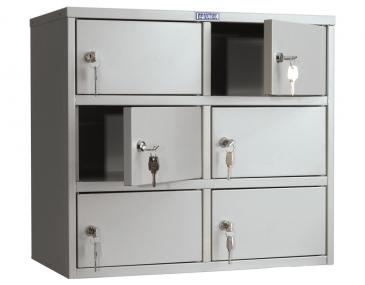 AMB-45/6 Индивидуальный шкаф кассира