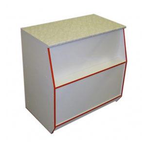 700 nw 65 300x300 - ПУВс Прилавок угловой внутренний ДСП 550 белый/красный