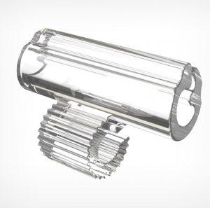 f4247f9c 300x297 - Держатель ценника с магнитным основанием (ножка 100мм)