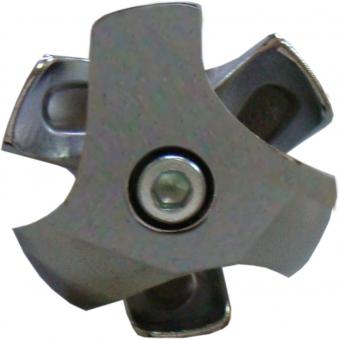jk 01 sx - JK-01SX/R02 Зажим для трех труб (левый)