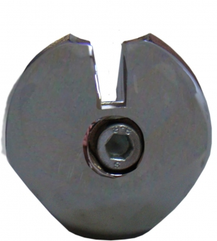 jk 03 - JK-03/R3 Зажим для двух перпендикулярных труб и стекла