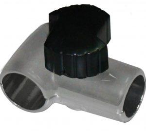 jk 20 300x269 - JK-03/R3 Зажим для двух перпендикулярных труб и стекла