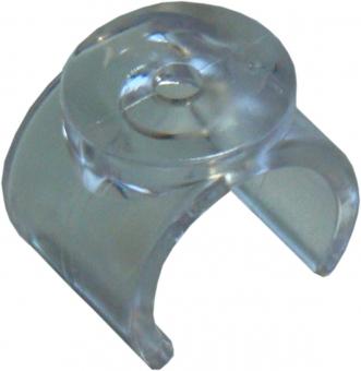 jk 40ej - JK-40/R19С Держатель стеклянной полки (металл) с присоской