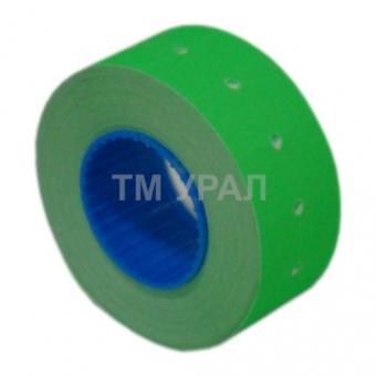 kopiya etiket zelen - 21,5х12 этикет-лента зеленая, прямая