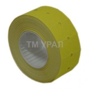 kopiya etiket zhelt 300x300 - 21,5х12 этикет-лента зеленая, прямая