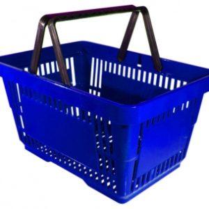 korzinna 300x300 - Корзина покуп,оцинк, (20л) 2 ручки,ПВХ, цвет-синий