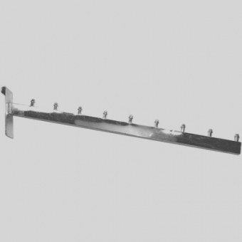 kronsht na resh 7 gvozdeybb - GP003 Кронштейна на решетку 9 гвоздей (хром)