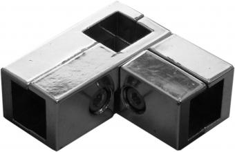pr 12 - PR 012 Соединитель для туб 25*25 (хром)