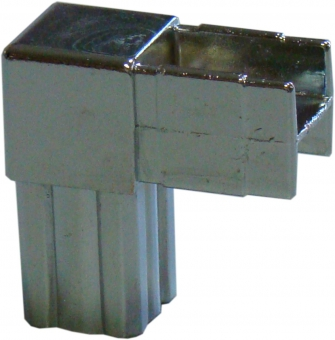 pr 5 - 5 Крепеж L-образный 25х25 (хром)