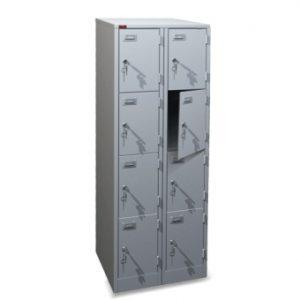 shrm 28 300x300 - ШРМ-24-600 Шкаф для одежды (4 ячейки) 600*490*1850