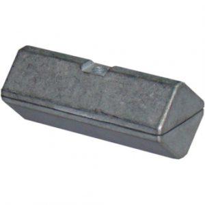tortsevoy soedinitel 300x300 - 2 Крепеж 4-х направленный 25х25 (хром)