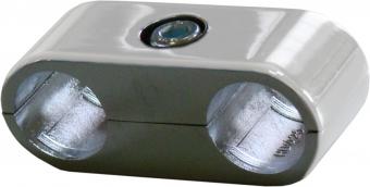 uno 2 - U-02/R55 Зажим для 2-х параллельных труб