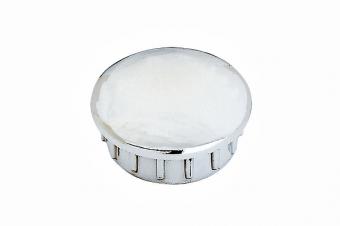 zaglushka samoobsluzh - Заглушка плоская для тр. 32мм (JK-18) хром
