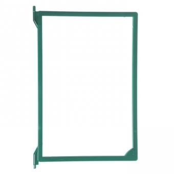 zel - Рамка для перекидной системы , зеленый